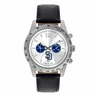 San Diego Padres Men's Letterman Watch