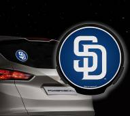 San Diego Padres Light Up Power Decal