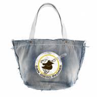 San Diego Padres Retro Vintage Tote Bag