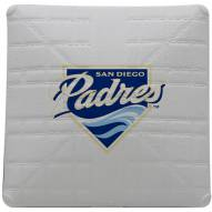 San Diego Padres Schutt MLB Mini Baseball Base