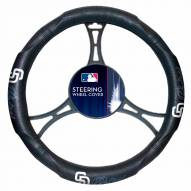 San Diego Padres Steering Wheel Cover
