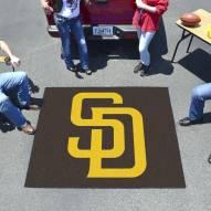 San Diego Padres Tailgate Mat