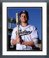 San Diego Padres Wil Myers 2015 Posed Framed Photo