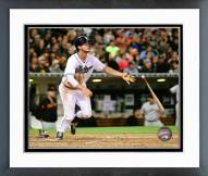 San Diego Padres Will Myers 2015 Action Framed Photo