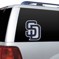 San Diego Padres Window Film