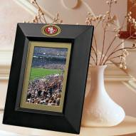San Francisco 49ers Black Picture Frame