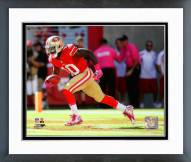 San Francisco 49ers Bruce Ellington 2014 Action Framed Photo