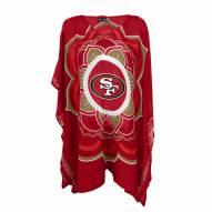 San Francisco 49ers Caftan