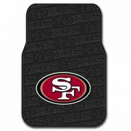 San Francisco 49ers Car Floor Mats
