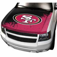 San Francisco 49ers Car Hood Cover