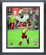 San Francisco 49ers Carlos Hyde 2015 Action Framed Photo