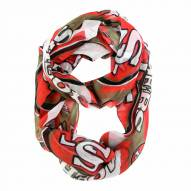 San Francisco 49ers Chevron Sheer Infinity Scarf