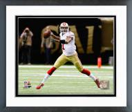 San Francisco 49ers Colin Kaepernick 2014 Action Framed Photo