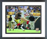 San Francisco 49ers Colin Kaepernick 2015 Action Framed Photo