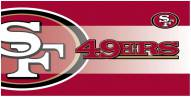 San Francisco 49ers Decorative Door Mat