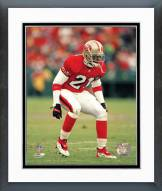San Francisco 49ers Deion Sanders Framed Photo