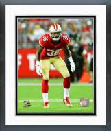 San Francisco 49ers Dontae Johnson 2014 Action Framed Photo
