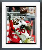 San Francisco 49ers Dontae Johnson 2015 Action Framed Photo