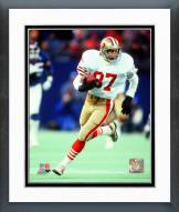 San Francisco 49ers Dwight Clark 1985 Action Framed Photo