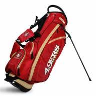 San Francisco 49ers Fairway Golf Carry Bag