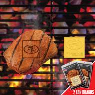 San Francisco 49ers Fan Brand - 2 Pack