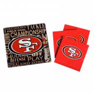 San Francisco 49ers It's a Party Gift Set