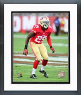 San Francisco 49ers Jaquiski Tartt 2015 Action Framed Photo