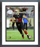 San Francisco 49ers Jarryd Hayne 2015 Action Framed Photo