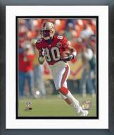 San Francisco 49ers Jerry Rice Action Framed Photo