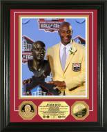 San Francisco 49ers Jerry Rice Hall of Fame Ceremony 24KT Gold Coin Photomint