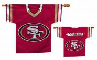 San Francisco 49ers Jersey Banner