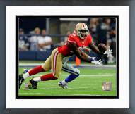 San Francisco 49ers Jimmie Ward 2014 Action Framed Photo