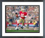 San Francisco 49ers Joe Montana - #20 Framed Photo