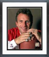 San Francisco 49ers Joe Montana - Rings Portrait Framed Photo