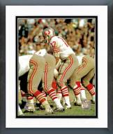 San Francisco 49ers John Brodie Action Framed Photo