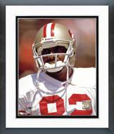 San Francisco 49ers John Taylor Posed Framed Photo