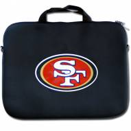 San Francisco 49ers Laptop Carry Case