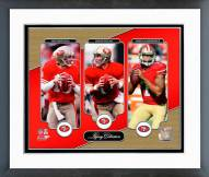 San Francisco 49ers Legacy Collection Framed Photo