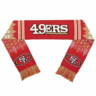 San Francisco 49ers Lodge Scarf
