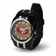 San Francisco 49ers Men's Crusher Watch