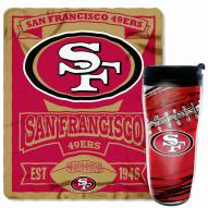 San Francisco 49ers Mug & Snug Gift Set