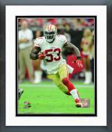 San Francisco 49ers NaVorro Bowman 2015 Action Framed Photo