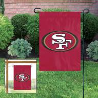 San Francisco 49ers NFL Garden Flag