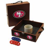 San Francisco 49ers NFL Washers Game
