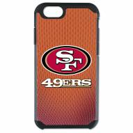 San Francisco 49ers Pebble Grain iPhone 6/6s Plus Case