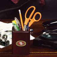 San Francisco 49ers Pencil Holder