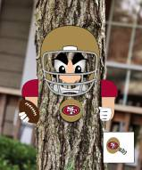 San Francisco 49ers Player Tree Face