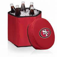 San Francisco 49ers Red Bongo Cooler