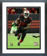 San Francisco 49ers Reggie Bush 2015 Action Framed Photo