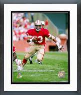 San Francisco 49ers Roger Craig 1988 Action Framed Photo